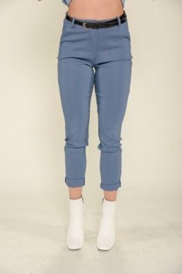 Γυναικείο παντελόνι με τσέπες στο πλάι