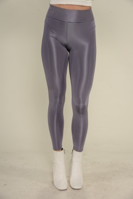 Παντελόνι κολάν μακρύ με εντυπωσιακό ύφασμα